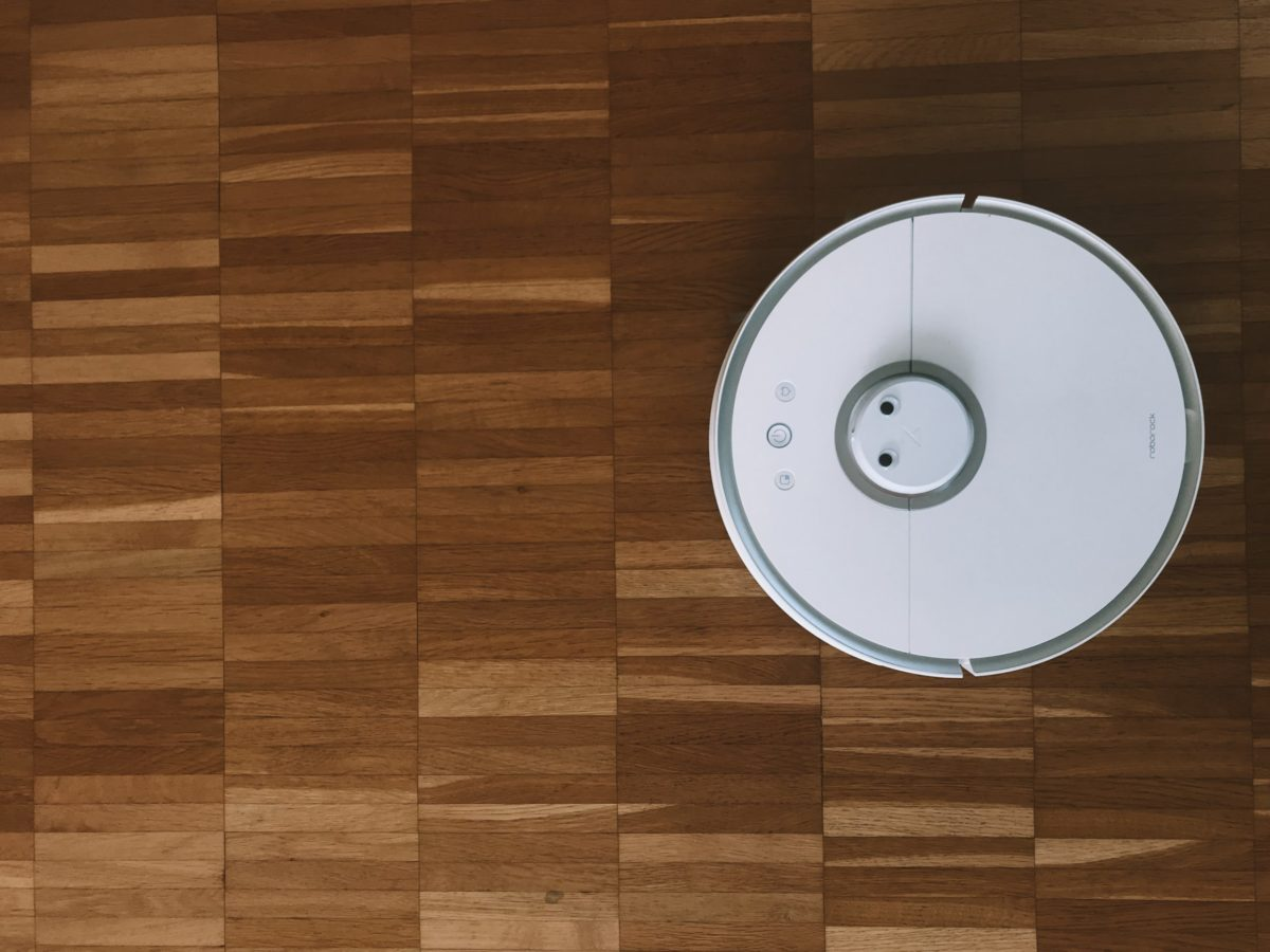 Why Are Robot Vacuums Round Or D-shaped?