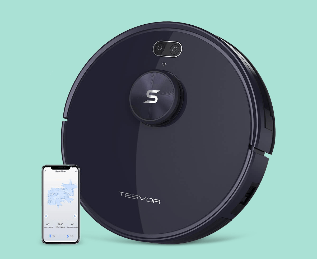 What Is Tesvor Robot Vacuum?