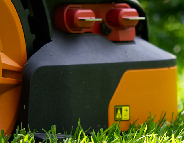 Funny Names For Robot Mowers